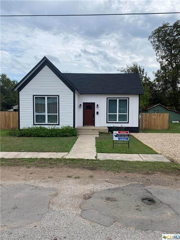 407 N. Washington Ave., Cameron, TX 76520 (MLS #454110) :: The Real Estate Home Team