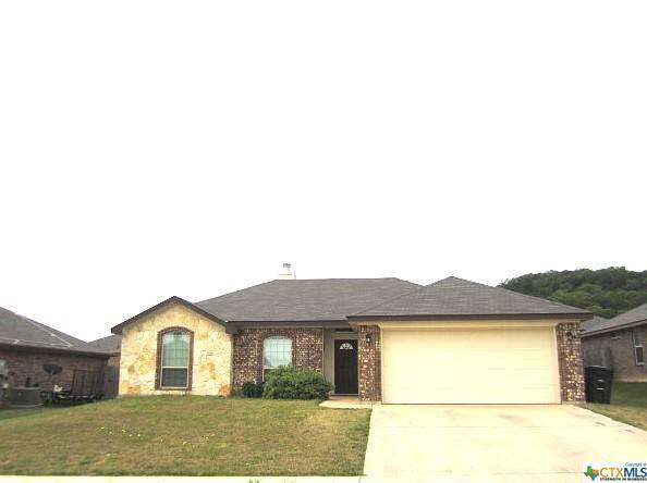 3706 Appalachian Trail, Killeen, TX 76549 (MLS #345288) :: Texas Premier Realty