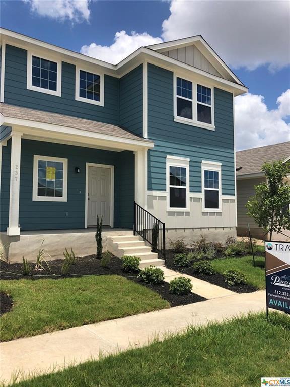 237 Horsemint Way, San Marcos, TX 78666 (#381722) :: Realty Executives - Town & Country