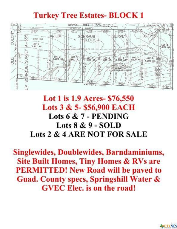 0 Old Colony Road, Seguin, TX 78155 (MLS #412834) :: RE/MAX Family