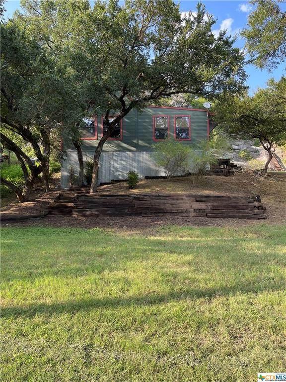 2110 N River Road, Lampasas, TX 76550 (MLS #447343) :: RE/MAX Family