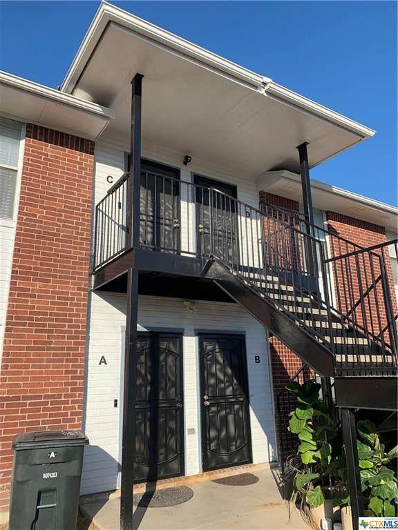 1707 Cedarhill Drive, Killeen, TX 76543 (MLS #451772) :: Texas Real Estate Advisors