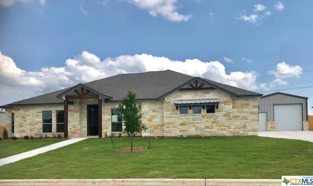 4205 Green Creek, Salado, TX 76571 (MLS #347216) :: The Graham Team