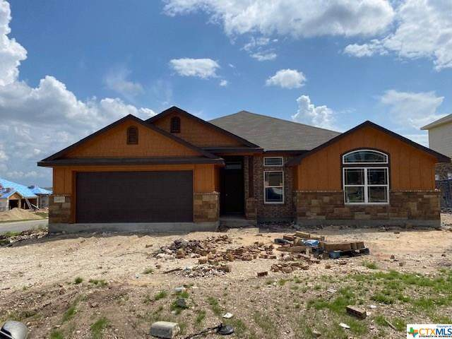 1303 Justice Drive, Copperas Cove, TX 76522 (MLS #414817) :: The Real Estate Home Team
