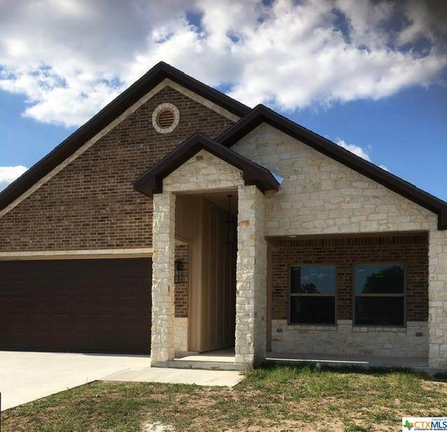 409 Glenmore Street, Victoria, TX 77904 (MLS #424678) :: The Myles Group