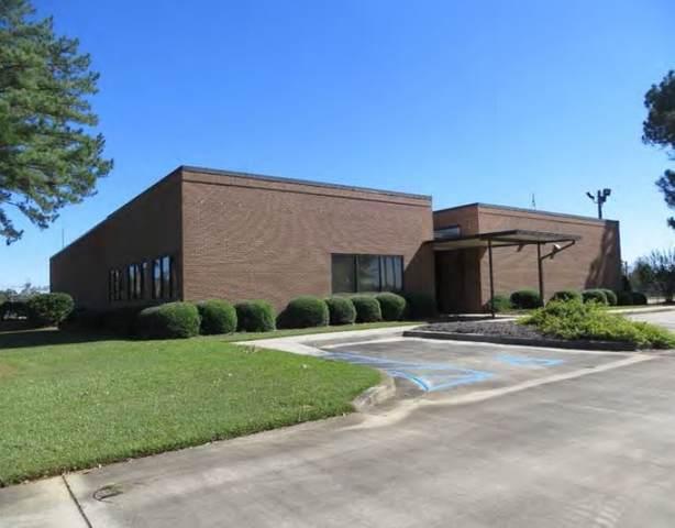140 Truman Road, Hawkinsville, GA 31036 (MLS #190231) :: AF Realty Group