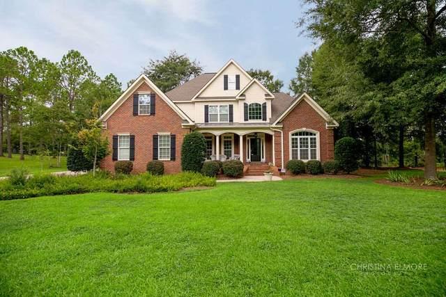 4 Savannah Circle, Hawkinsville, GA 31036 (MLS #193678) :: AF Realty Group