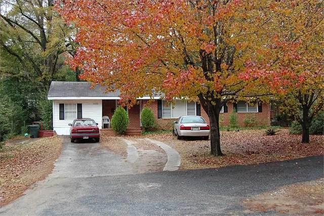 123 Briarcliff Road, Warner Robins, GA 31093 (MLS #201343) :: AF Realty Group