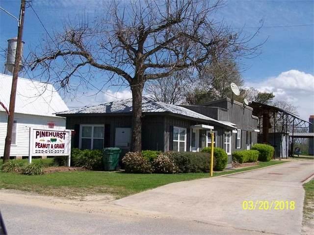 490 Cypress Avenue, Pinehurst, GA 31070 (MLS #202704) :: AF Realty Group