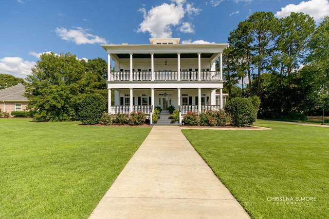 110 Horseshoe Bend Boulevard, Kathleen, GA 31047 (MLS #203330) :: AF Realty Group