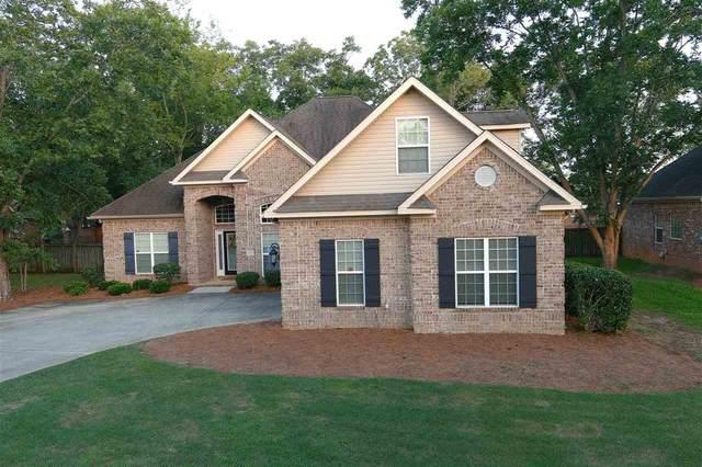 105 Pembroke Pointe, Centerville, GA 31028 (MLS #203738) :: AF Realty Group