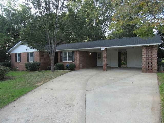 1611 Marshall Circle, Perry, GA 31069 (MLS #205163) :: AF Realty Group