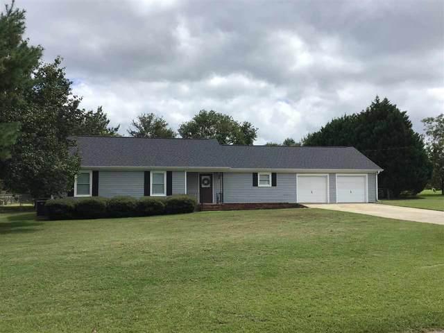 107 Amanda Drive, Byron, GA 31008 (MLS #205241) :: AF Realty Group