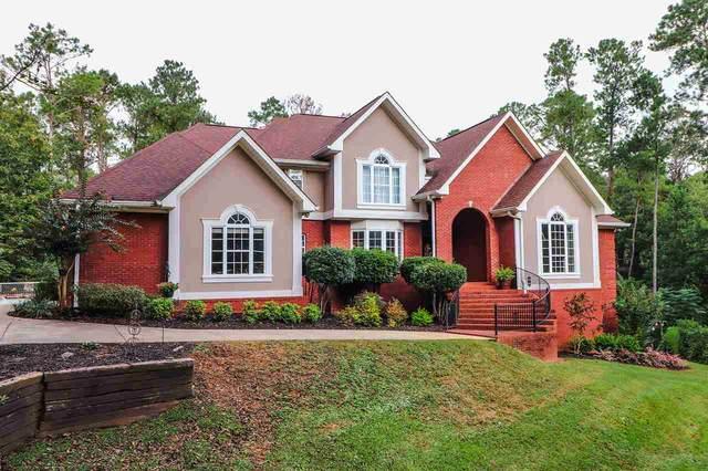 117 Richfield Circle, Kathleen, GA 31047 (MLS #205270) :: AF Realty Group