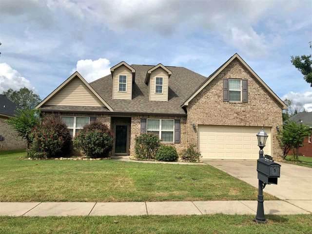 124 Parkview Grove, Kathleen, GA 31047 (MLS #205273) :: AF Realty Group