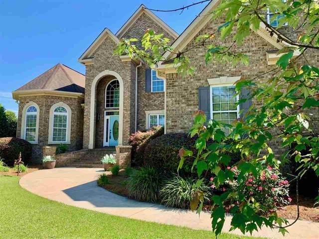 403 Avondale Circle, Warner Robins, GA 31088 (MLS #205357) :: AF Realty Group