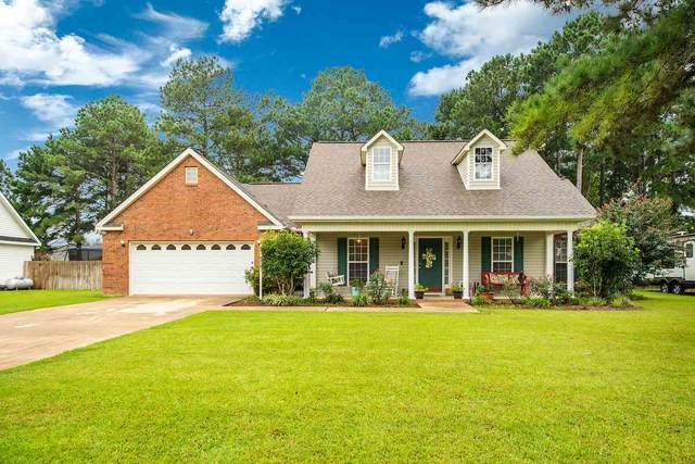 220 Ellicott Drive, Warner Robins, GA 31088 (MLS #205371) :: AF Realty Group