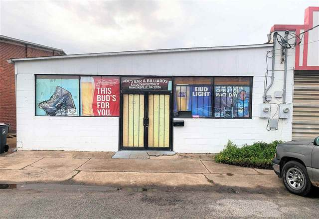 82 S Houston St, Hawkinsville, GA 31036 (MLS #205806) :: AF Realty Group