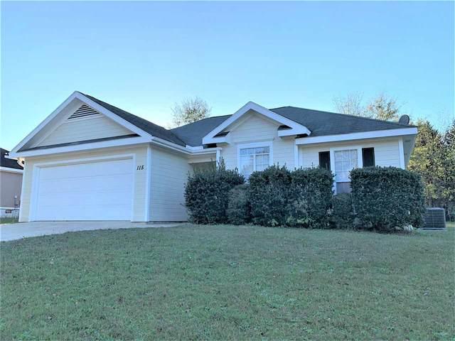 115 Ridgebend Drive, Centerville, GA 31028 (MLS #206583) :: AF Realty Group