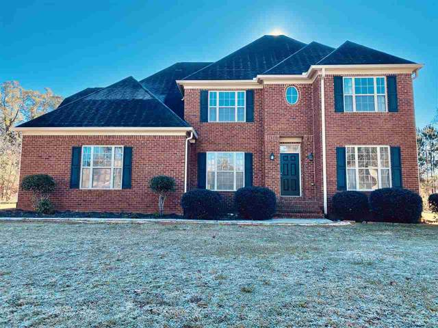 176 Piedmont Lake Drive, Gray, GA 31032 (MLS #206758) :: AF Realty Group