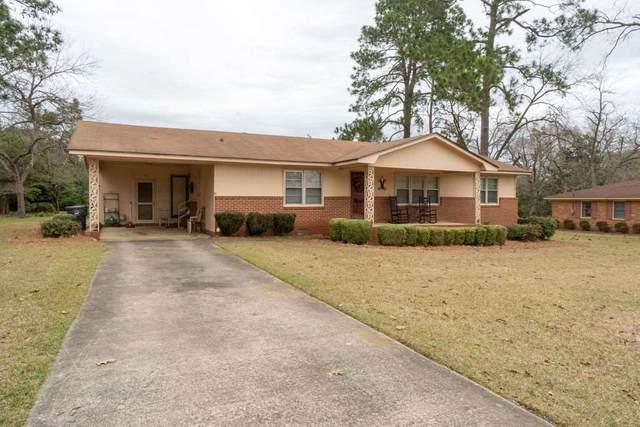 118 W Mcduffie Street, Hawkinsville, GA 31036 (MLS #211240) :: AF Realty Group