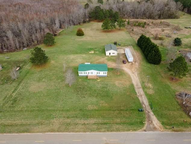 121 E Flournoy Road, Hawkinsville, GA 31036 (MLS #211244) :: AF Realty Group