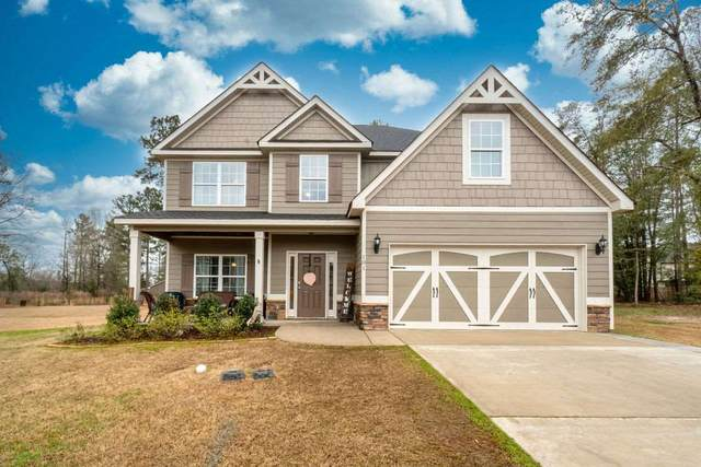 101 Golden Rod Trail, Perry, GA 31069 (MLS #211256) :: AF Realty Group