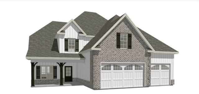 218 Morgan Ranch Circle, Warner Robins, GA 31005 (MLS #211277) :: AF Realty Group