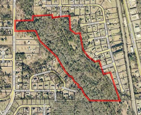 42.25 Acres Old Perry Rd, Bonaire, GA 31005 (MLS #211400) :: AF Realty Group