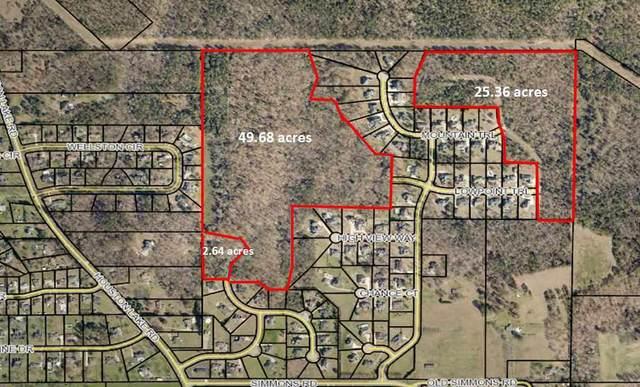 0 Simmons Road, Warner Robins, GA 31093 (MLS #211623) :: AF Realty Group