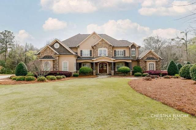 404 Thomas Chase Court, Bonaire, GA 31005 (MLS #212004) :: AF Realty Group