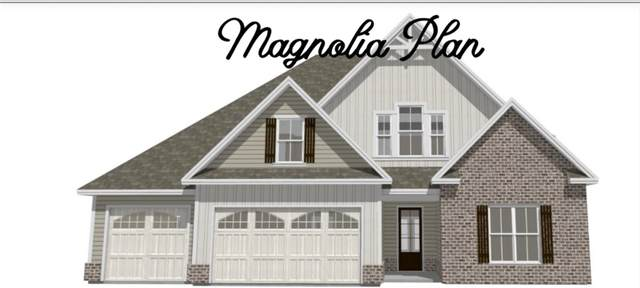 22B Cottages At Tiffany, Warner Robins, GA 31088 (MLS #212622) :: AF Realty Group