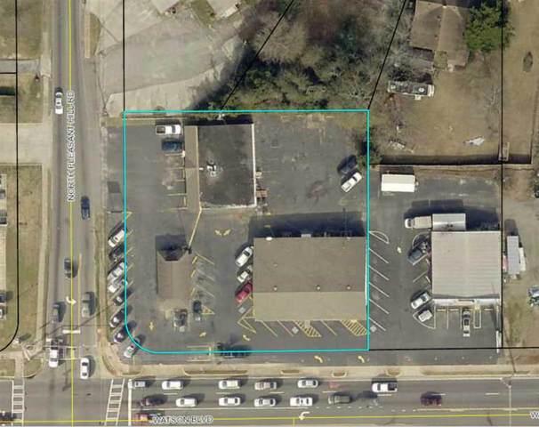 1302 Watson Boulevard, Warner Robins, GA 31088 (MLS #212718) :: AF Realty Group