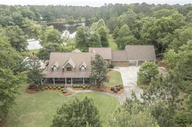 122 Lenora Drive, Hawkinsville, GA 31036 (MLS #212733) :: AF Realty Group