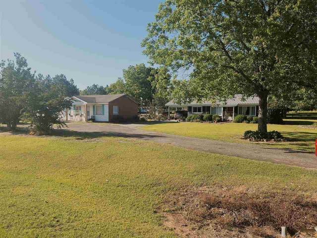 570 Perry Highway, Hawkinsville, GA 31036 (MLS #212745) :: AF Realty Group