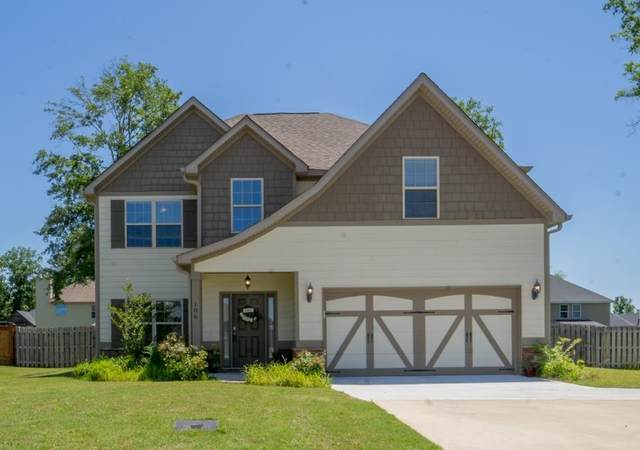 106 Catskill Lane, Bonaire, GA 31005 (MLS #212856) :: AF Realty Group