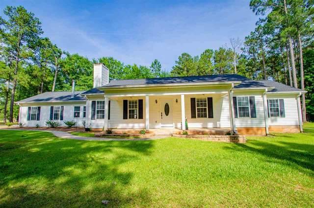 100 Mossy Lake Road, Perry, GA 31069 (MLS #213521) :: AF Realty Group