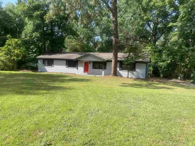 203 E Thomson Drive, Centerville, GA 31028 (MLS #213522) :: AF Realty Group