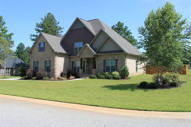 100 Wainscott Court, Perry, GA 31069 (MLS #213565) :: AF Realty Group