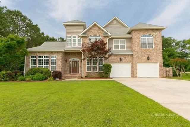 410 Redding Drive, Kathleen, GA 31047 (MLS #213583) :: AF Realty Group