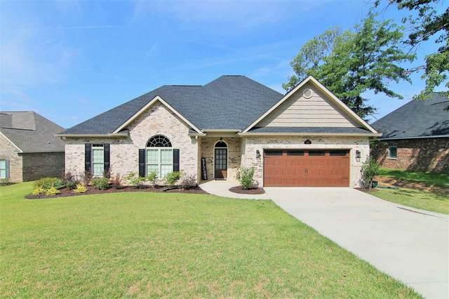 105 Timber Ridge Circle, Byron, GA 31008 (MLS #213608) :: AF Realty Group