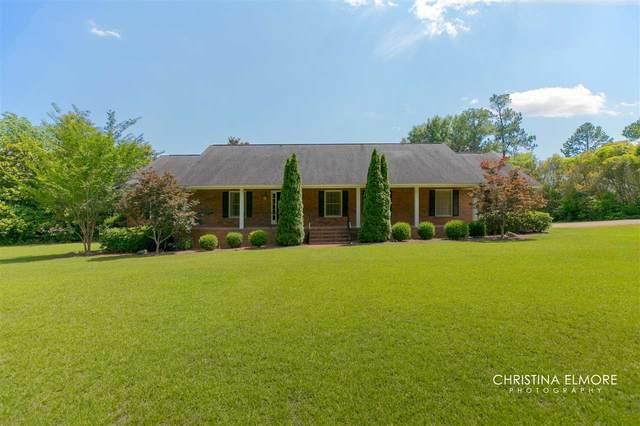 9 Hillcrest Avenue, Hawkinsville, GA 31036 (MLS #213745) :: AF Realty Group