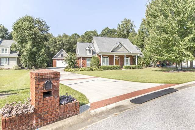 248 Southfield Court, Bonaire, GA 31005 (MLS #215734) :: AF Realty Group