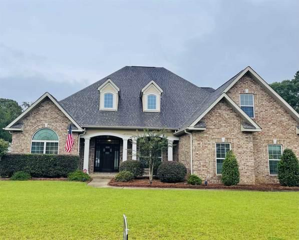 109 Harley Drive, Kathleen, GA 31047 (MLS #215762) :: AF Realty Group