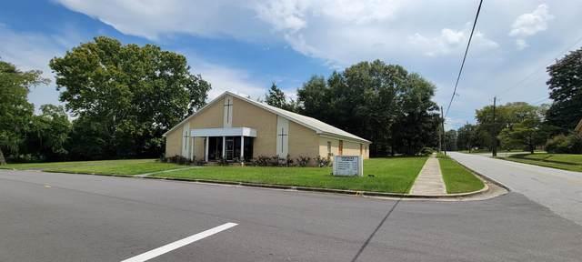 83 Liberty Street, Hawkinsville, GA 31036 (MLS #215776) :: AF Realty Group