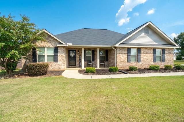 100 Aidan Lane, Perry, GA 31069 (MLS #215793) :: AF Realty Group