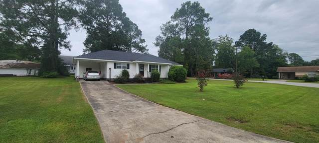 4 Daniel Street, Hawkinsville, GA 31036 (MLS #215798) :: AF Realty Group