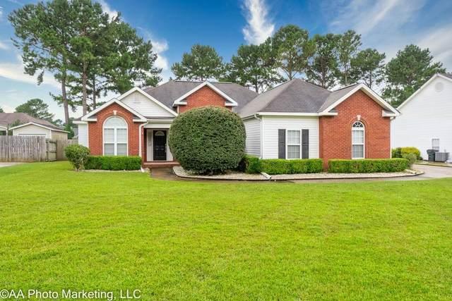 208 Sage Drive, Warner Robins, GA 31088 (MLS #215805) :: AF Realty Group