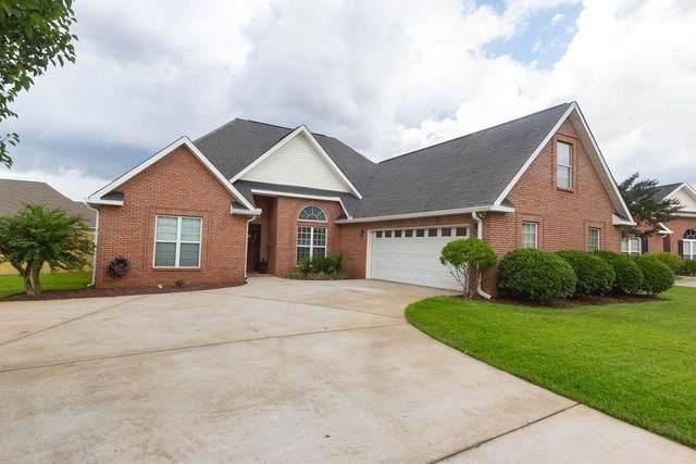 809 Huntwood Lane, Kathleen, GA 31047 (MLS #213558) :: AF Realty Group