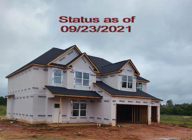 239 Oakley Court, Bonaire, GA 31005 (MLS #215960) :: AF Realty Group